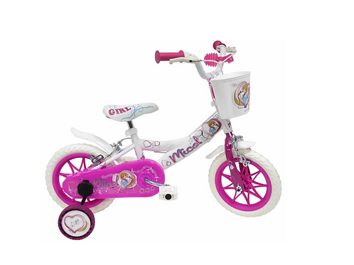 """Ciclo 12"""" bambina micol"""