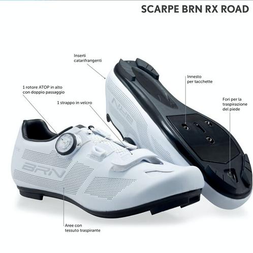 scarpe BRN RX ROAD