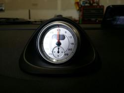 Porsche 911 customer clock