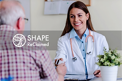 A Photo of SHAPE ReClaimed