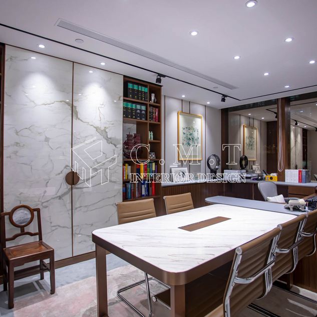 【 營造專業形象.細緻與磅薄 】  金鐘太古廣場 Pacific Place 商業設計  室內設計師利用線條感,適當進行分割與重組,營造專業細緻,實用舒適的辦公環境 。