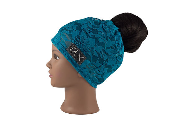 Teal Lace
