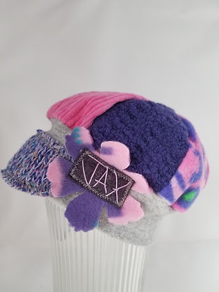 Toddler purple pink
