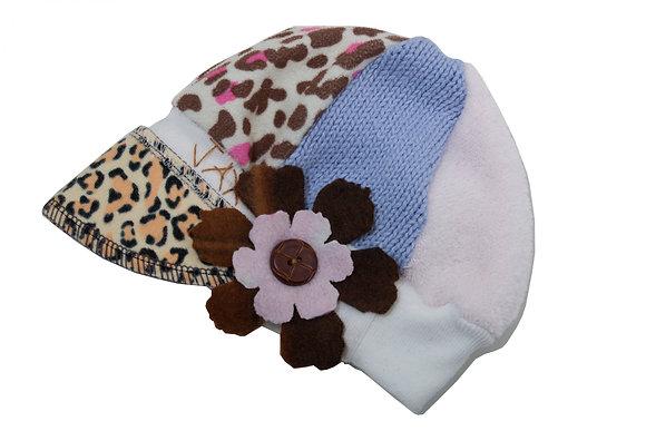 Cheetah Pink White & Lavender
