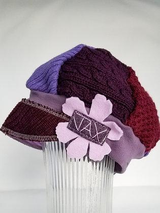 Purple of all tones