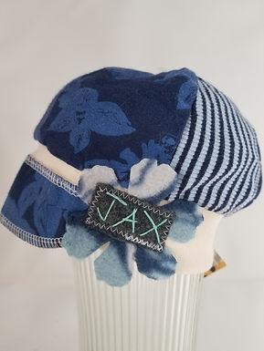 Toddler girl blue