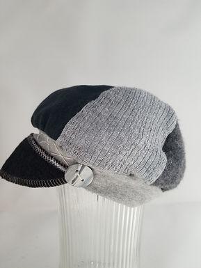 Toddler Grey on grey
