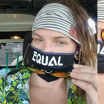 EQUAL rights MASK