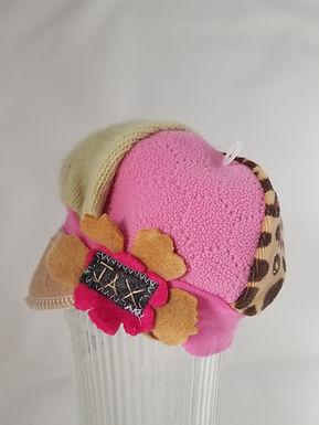 Infant cheetah pinky