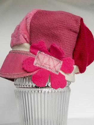 Lil pink velour