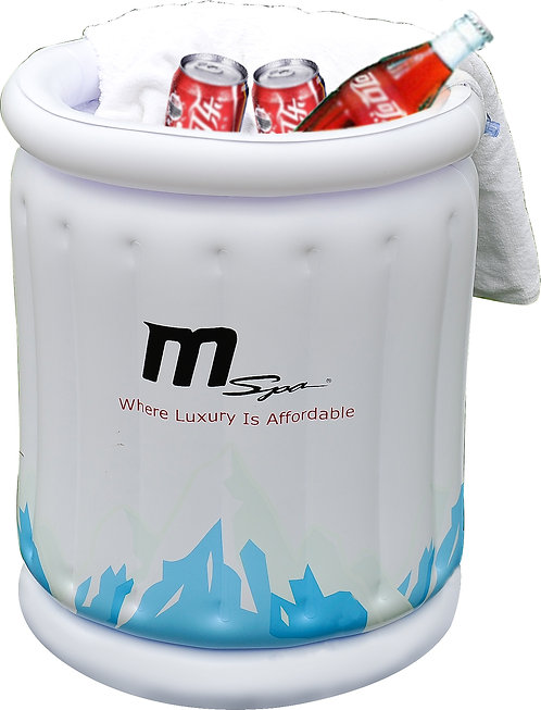 Inflatable Can Cooler / Towel basket