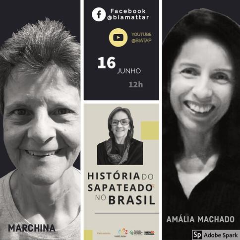 Marchina e Amália Machado