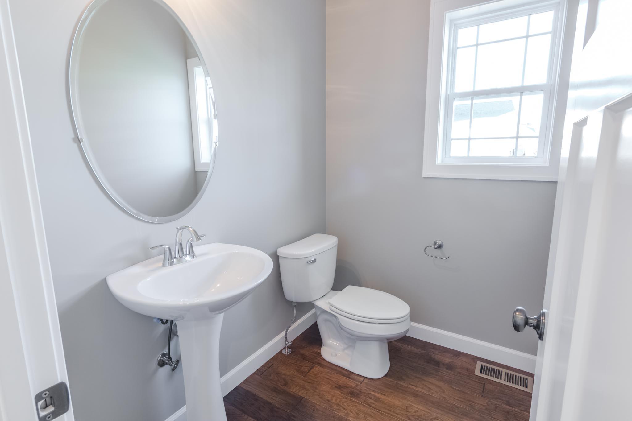 1815 Pfitzer bathroom in Normal IL home for sale