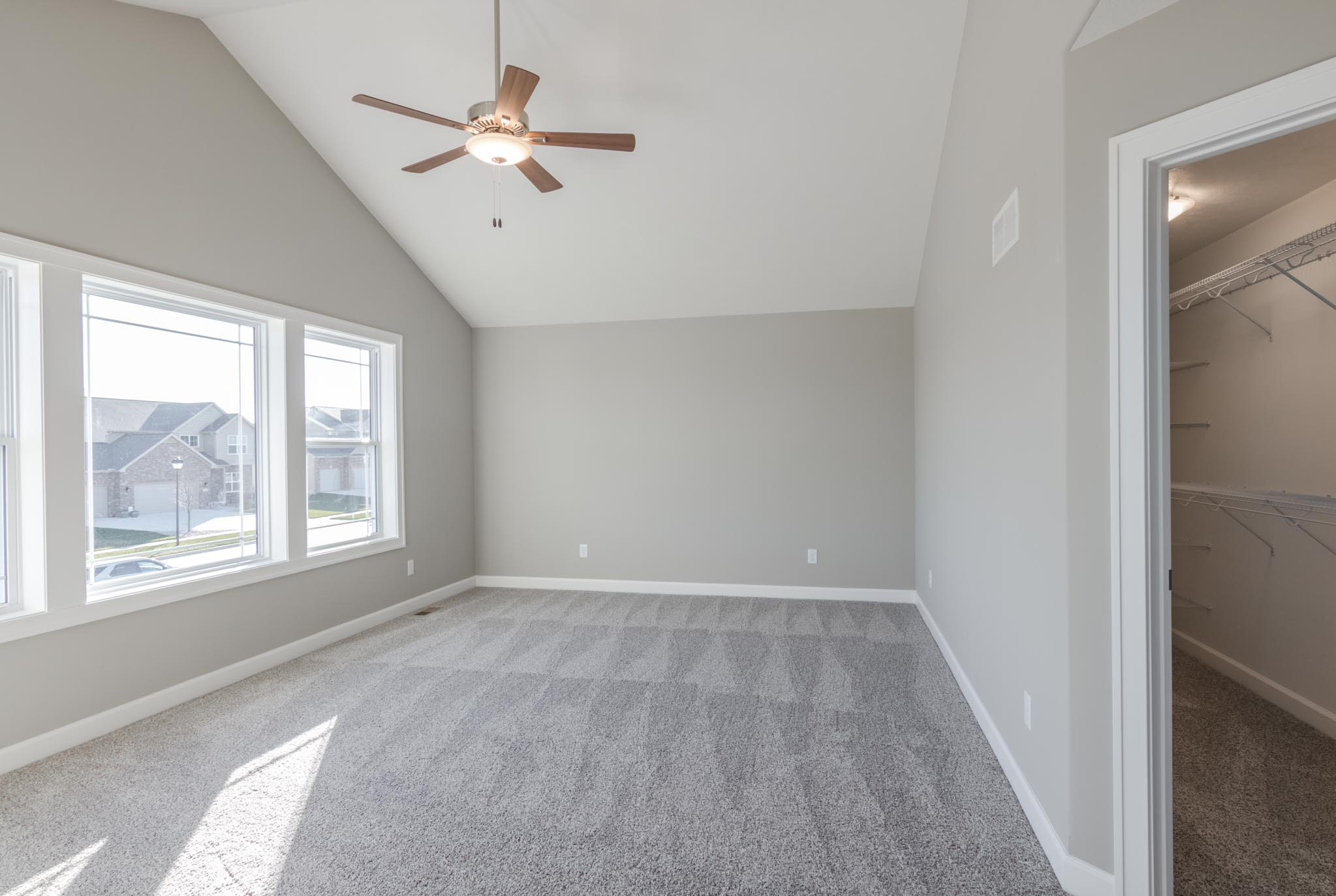 1815 Pfitzer big bedroom in Normal IL home for sale