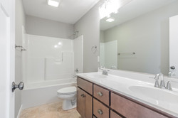 1815 Pfitzer big bathroom in Normal IL home for sale