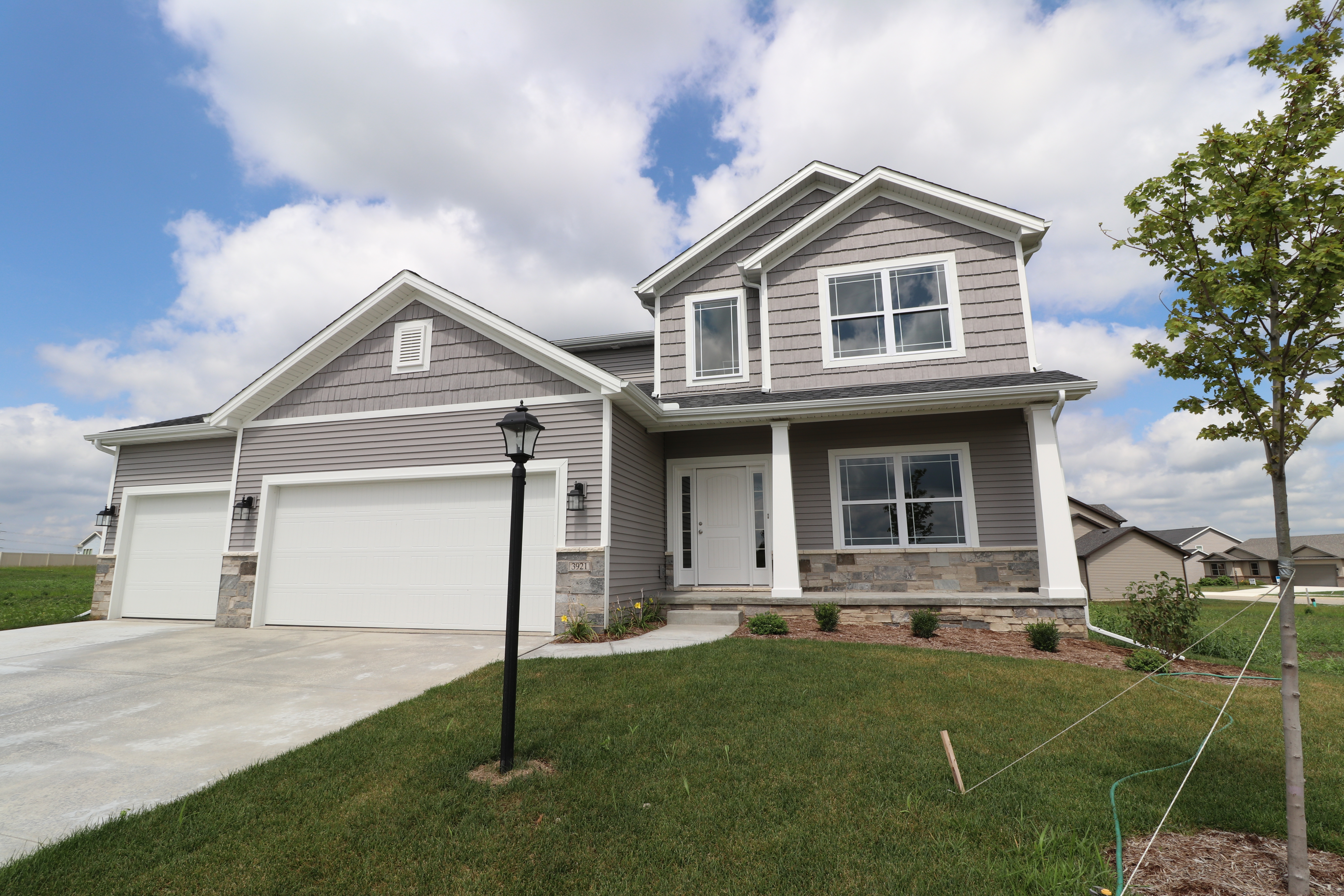 House for sale in the Dunlap peoria area exterior