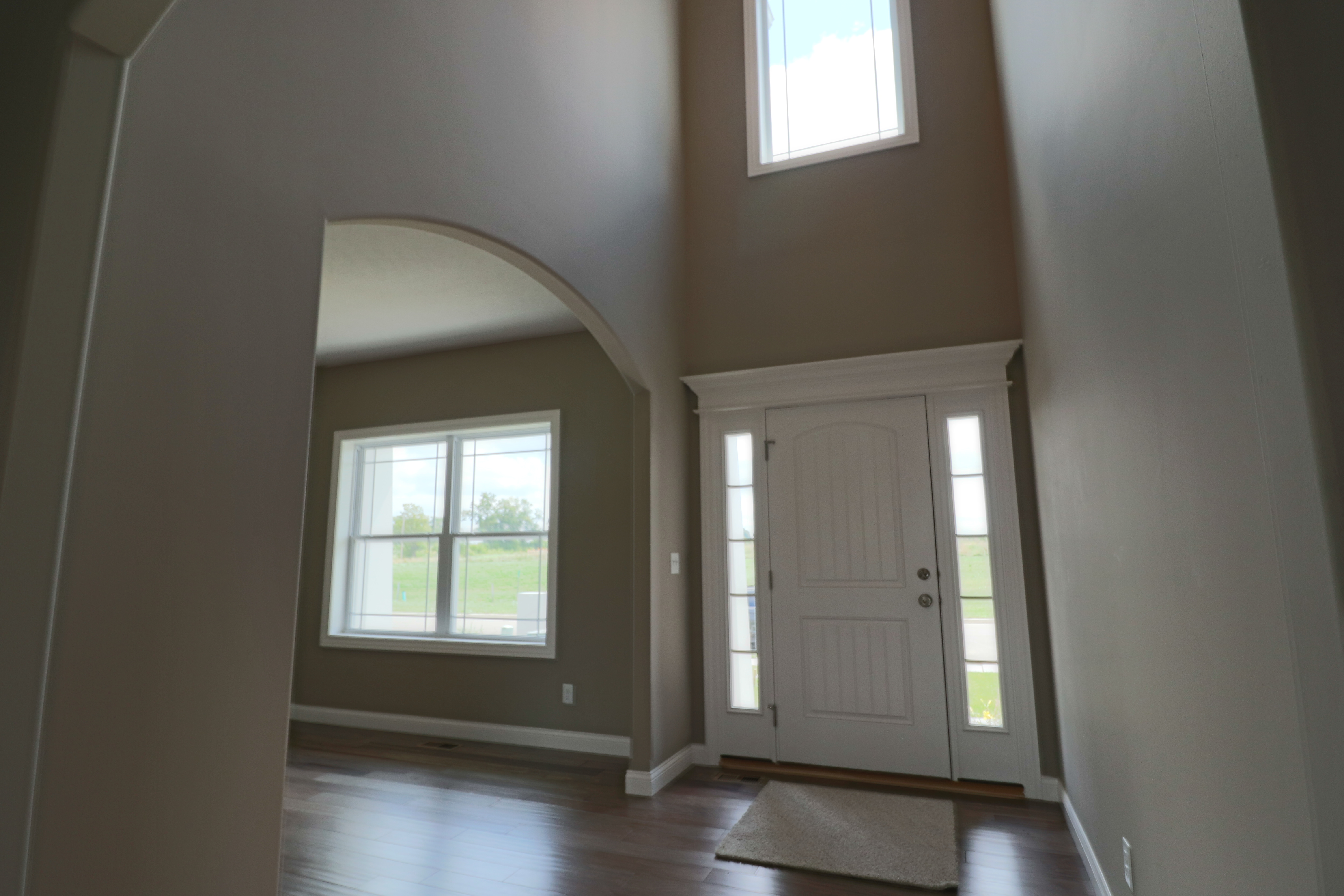 House for sale in the Dunlap peoria area entrance