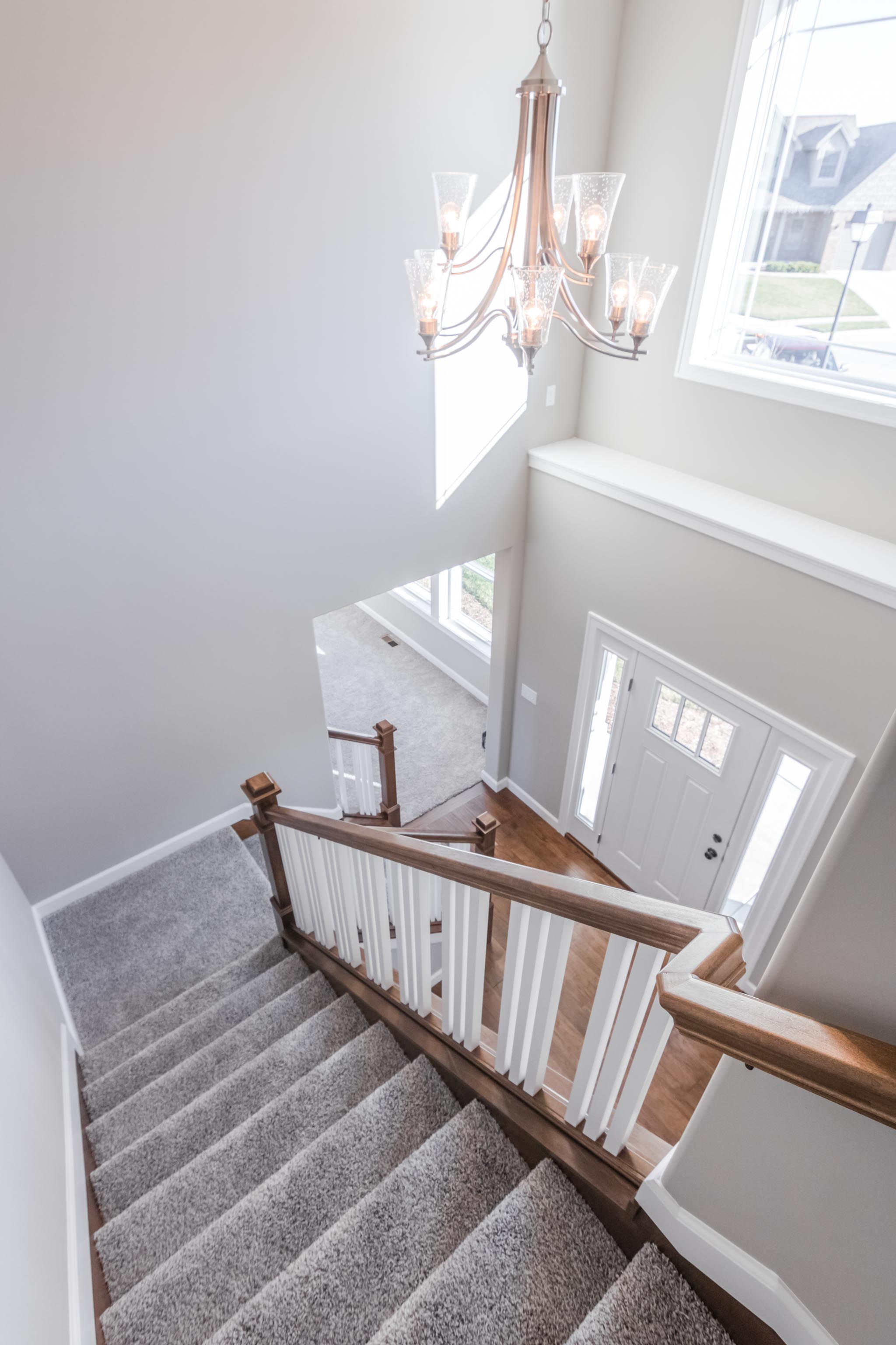 1815 Pfitzer stairs in Normal IL home for sale