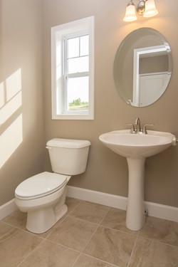56 - Bathroom off of Laundry Room