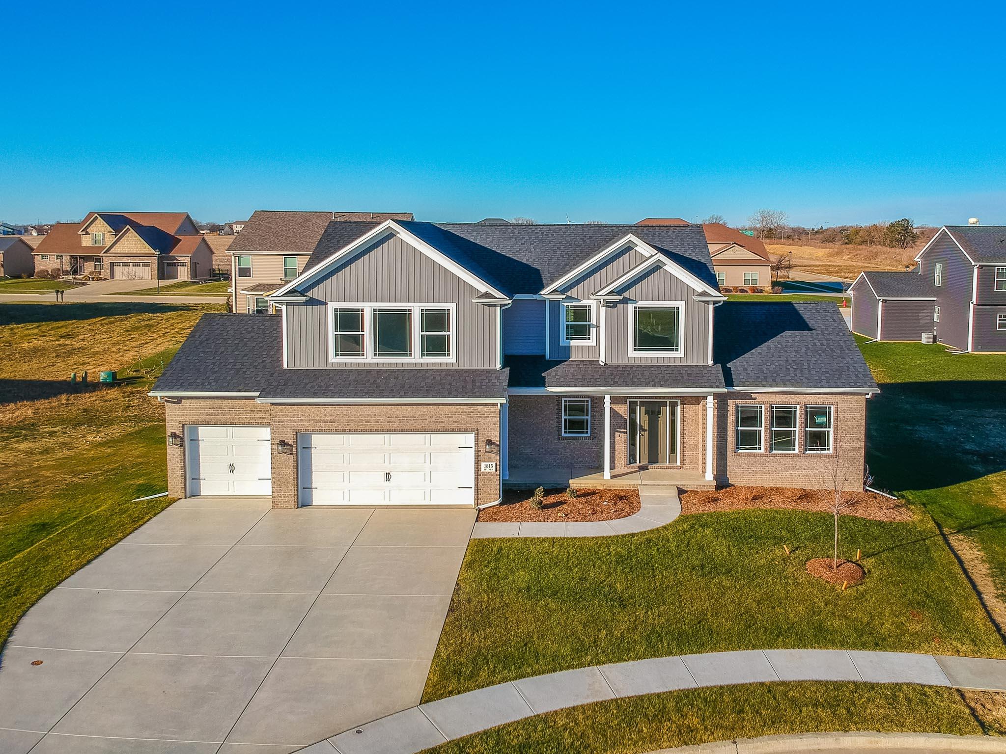 Hoffman Ochs Gc Blooomington Normal Homes For Sale