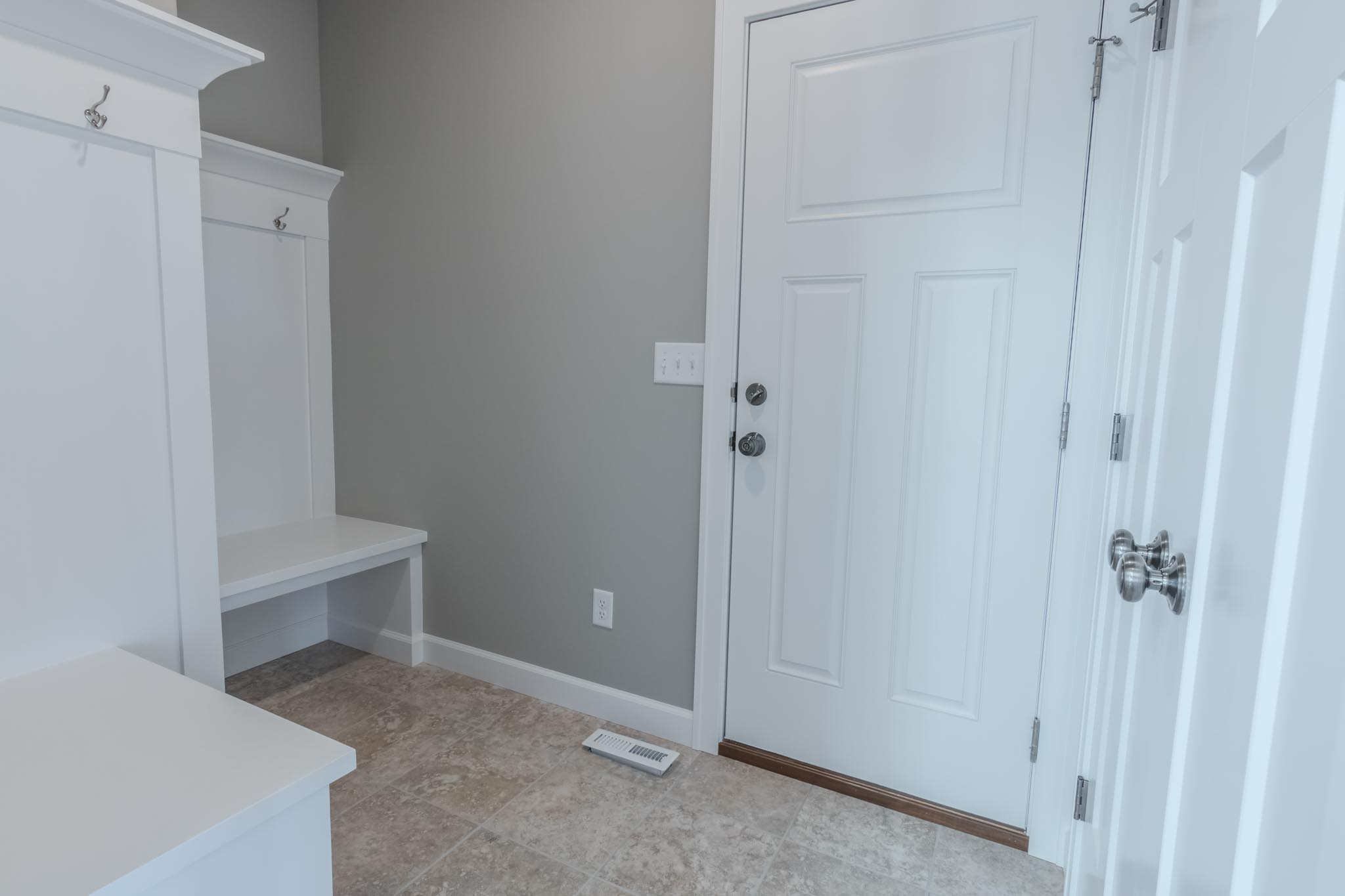 1815 Pfitzer Mud room in Normal IL home for sale