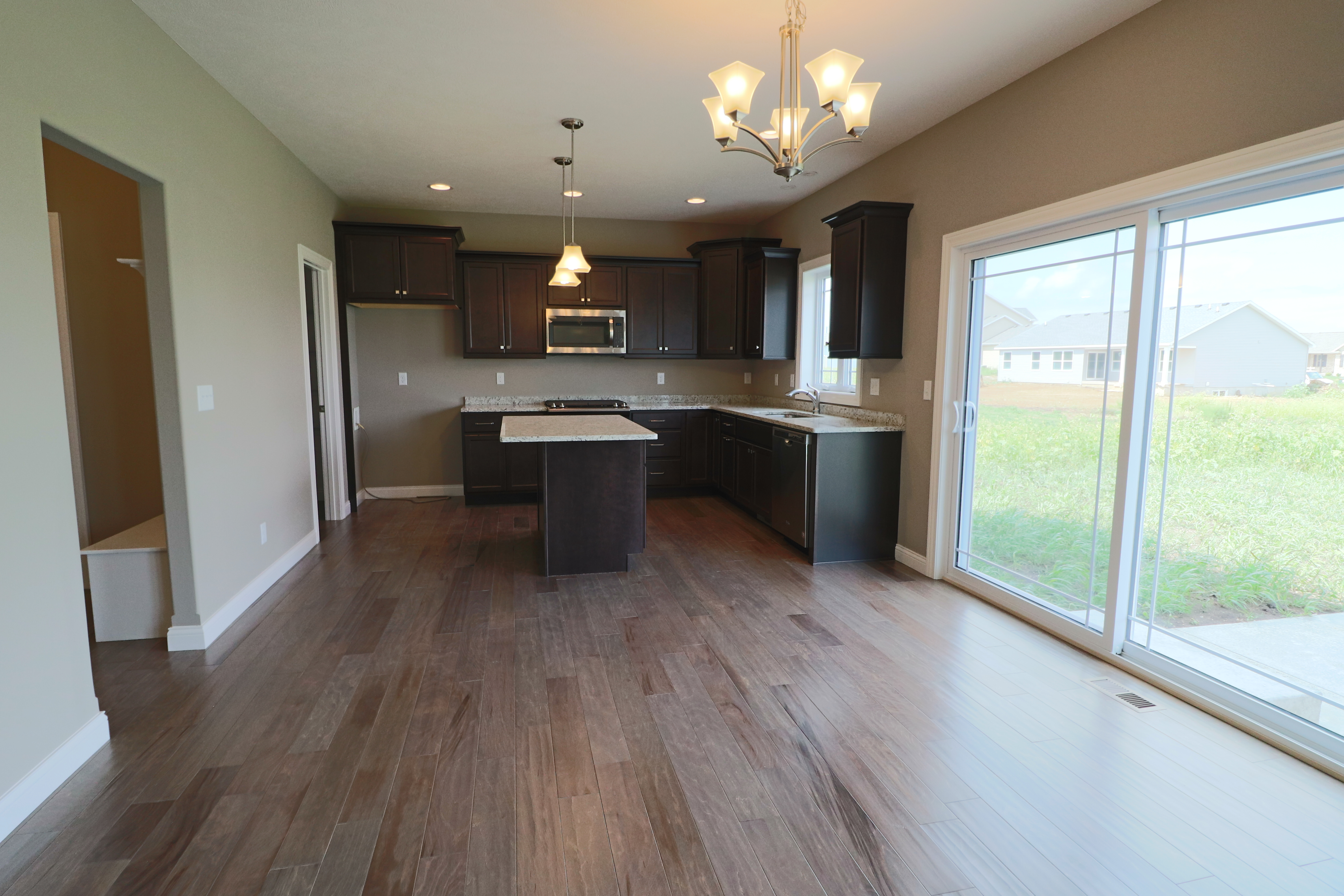 House for sale in the Dunlap peoria area kitchen
