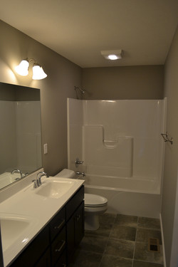 New Home in Champaign with two bathrooms