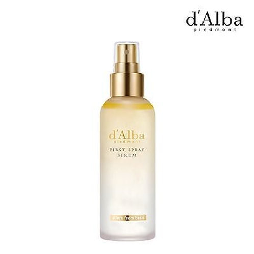 d'Alba ダルバ  ホワイト トリュフ ミスト セラム 100ml (CAミスト)