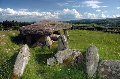 Arthur's Stone, Dorstone Hill