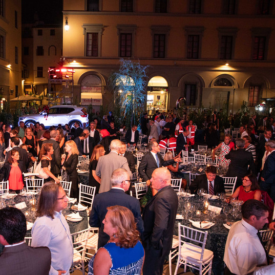 Charity Dinner #ilcuoredifirenze 10.09.18