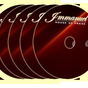 5 Disc Sermon Set