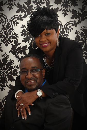 Pastor and Mrs. Carlton E. Bowers, Jr.