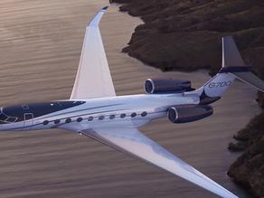 Heads Up and Gulfstream Create Innovative Cabin Lighting Experience on New Gulfstream G700