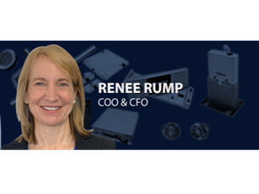 Renée Rump Named New COO at Heads Up Technologies