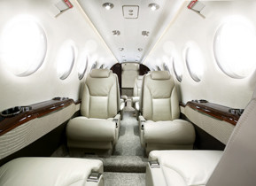 Heads Up Technologies delivers LED Cabin Lighting System for Hawker Beechcraft King Air 350i