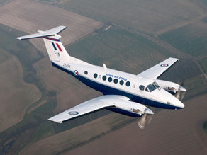 Spirit Avionics completes prototype FAA King Air B300 Flight Inspection Aircraft Interior upgrades