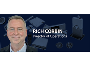 Rich Corbin Joins Heads Up Technologies as Director of Operations