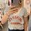 Thumbnail: T-shirt marinière LES COPINES D'ABORD