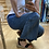 Thumbnail: Sandales plateforme espadrille