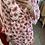 Thumbnail: Robe cache-coeur fleurie