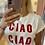 Thumbnail: T-shirt CIAO CIAO rouge