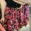 Thumbnail: Jupe fushia fleurie