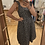 Thumbnail: Robe mi-longue fleurie