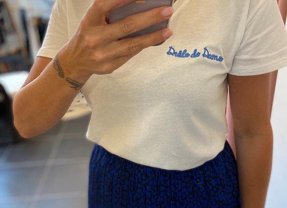 T-shirt «drôle de dame»