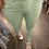 Thumbnail: Pantalon slim vert clair