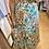 Thumbnail: Robe longue fleurie vert
