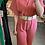 Thumbnail: Combi-pantalon vieux rose