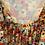 Thumbnail: Robe longue fleurs jaunes