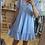 Thumbnail: Robe bleu ciel