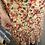 Thumbnail: Robe fleurie rouge